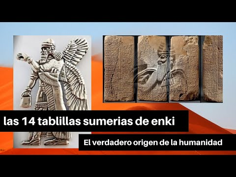 Las tablillas sumerias youtube for Las tablillas