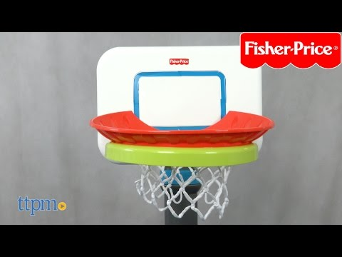 Grow To Pro Junior Basketball From Fisher-Price