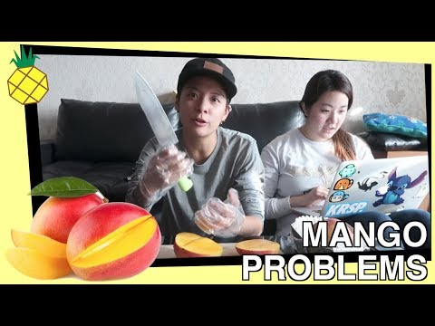 MANGO ALLERGY! Q&A