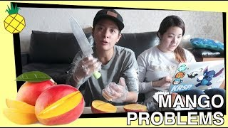 MANGO ALLERGY! Q&A