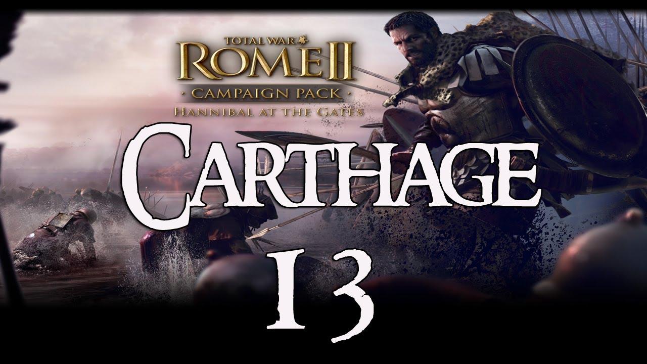 Rome 2: Hannibal at the Gates (Carthage - VH) #13 - Roman Blood