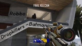 Dropkillers Batman - Robbo