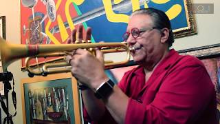 Arturo Sandoval Master Class Video #1 - The Warm Up