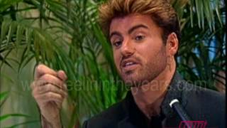 George Michael- Interview on Countdown 1988