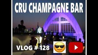 CRU Champagne Rooftop Bar Bangkok Thailand