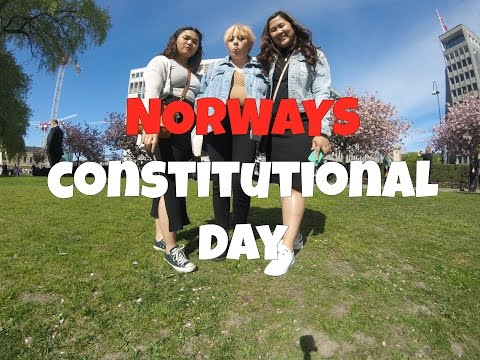ⓋⓁⓄⒼ: NATIONAL DAY OF NORWAY (KARAOKE time)