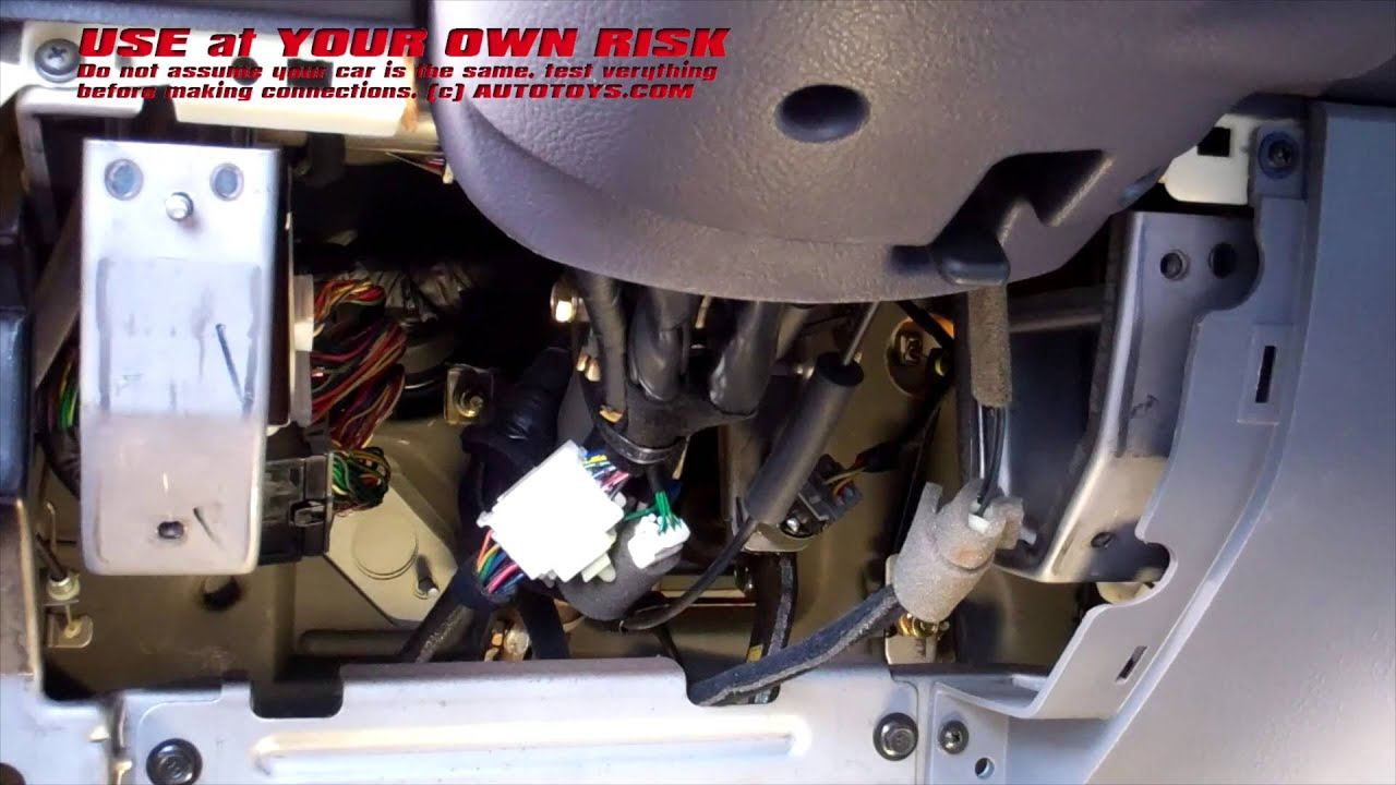 KIA SEDONA UNCUT REMOTE START INSTALLATION on kia remote battery replacement, kia remote key, kia hood deflector, kia remote start problems, kia soul remote start, 2006 kia sedona starter,