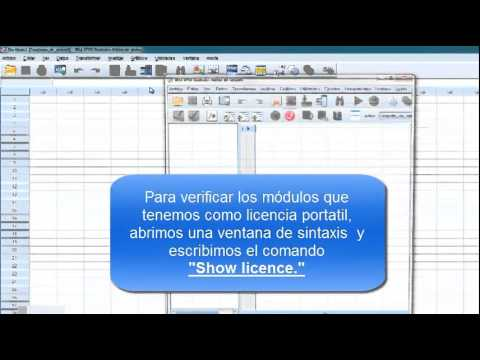 how to use spss 23