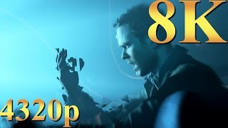 Quantum Break 8K 4320p Gameplay Titan X Pascal SLI PC Gaming 4K | 5K | 8K and Beyond