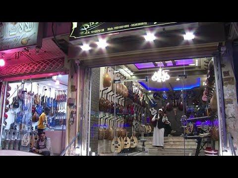 ازدهار سوق الآلات الموسيقية في السعودية  - نشر قبل 2 ساعة