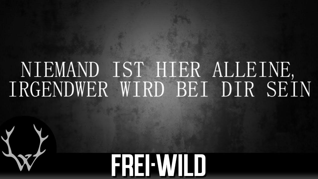 Zitate frei wild