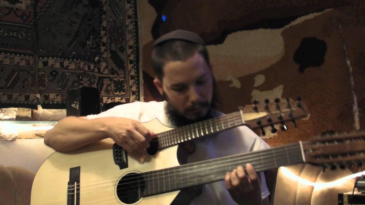 נדב בכר - מנגינה על טבעית על מינור טבעי - Super Natural Melody -Nadav bachar