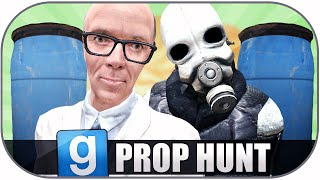 gmod prop hunt funny moments ohmwrecker the wrecker best glitch spot fail old man hand in hand