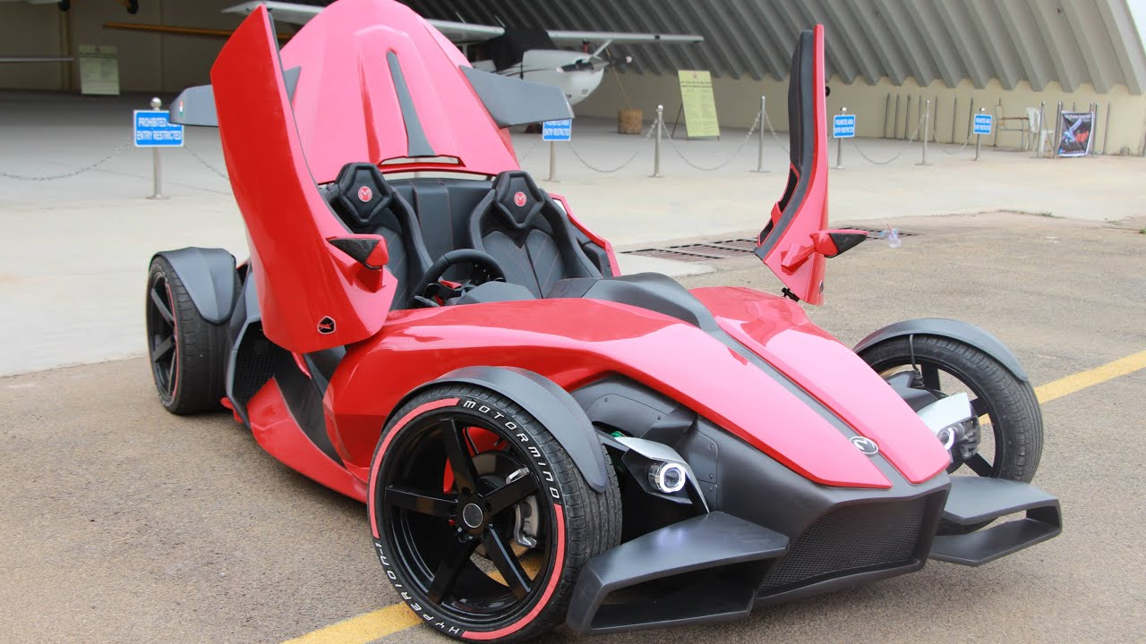 Indian supercar hyperion 1 by motormind designs bangalore for A m motors