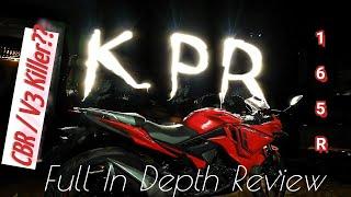 Lifan KPR 165R Full In Depth Review    New CBR/V3 Killer ??    Game of Performance    MH MooN    CKB