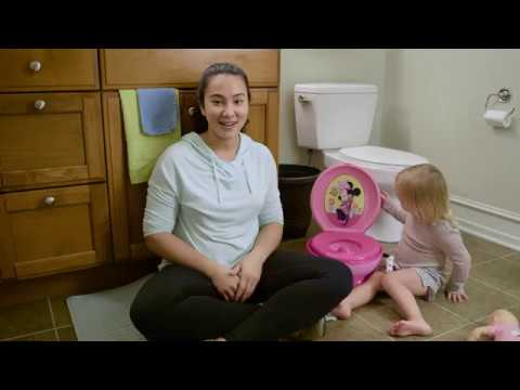 Minnie Mouse 3-in-1 Potty System | Toys R Us Canada