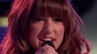 Боже - Она САМОЕ Лучшее что я видел !!! Шоу голос 2015 the voice Кристина Гримми