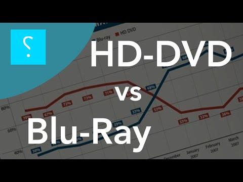 HD-DVD vs Blu-Ray: How Sony won the format war