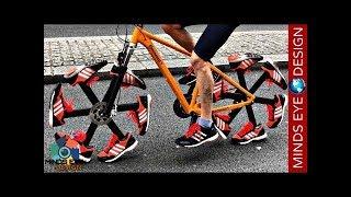 5 אופניים מטורפות שאתם חייבים לראות בשביל להאמין!! (פסיכי ברמות)