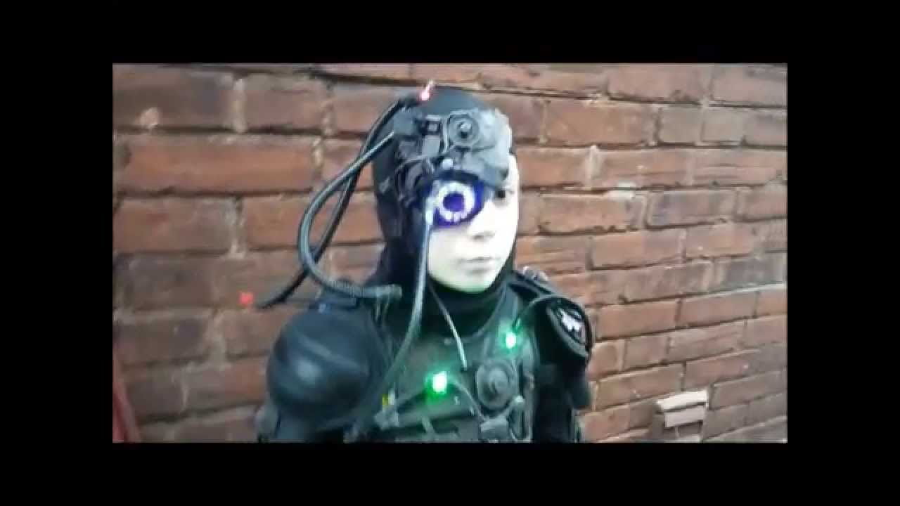 How to make your own borg costume