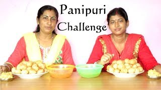 Eating Fuchka (Panipuri / Golgappa) Challenge || Food Challenge India || Eating Show