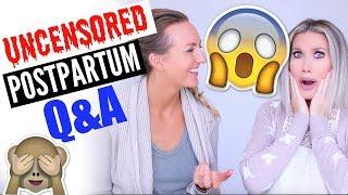 UNCENSORED POSTPARTUM Q&A (FT BRETT LARKIN)