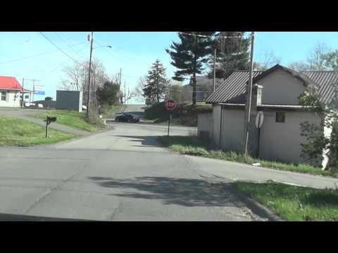 Driving around the Beckley area in West Virigina