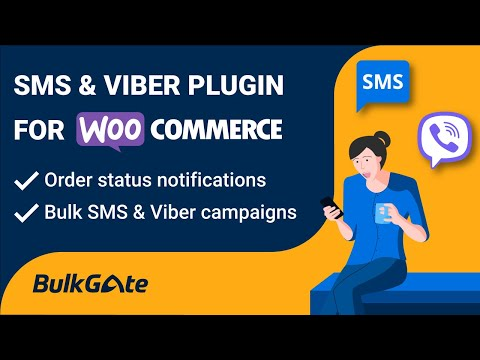 Woo SMS - SMS notification and SMS marketing module for WooCommerce