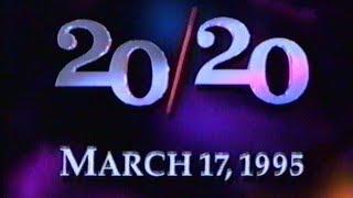 ABC News 20/20 Intro, Mar 17 1995
