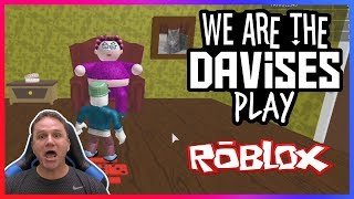 Grandma Parkour | Roblox Obby EP-29 | We Are The Davises Gaming