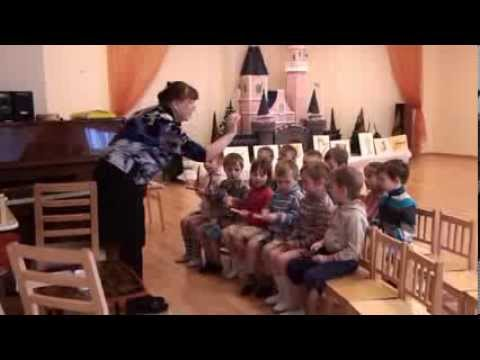 Урок игры на музыкальных инструментах. День Музыки в детском саду Päikseke.