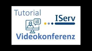 Videokonverenz auf iserv -