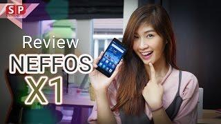 Review Neffos X1 สมาร์ทโฟนราคาคุ้มๆ ดีไซน์สวย กล้องแจ่ม ราคา 5,990.-