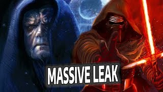 MASSIVE Episode 9 Leaks!! The Rise of Skywalker Plot REVEALED??