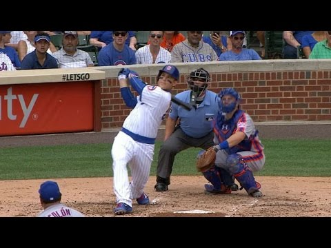 7/20/16: Rizzo powers the Cubs to a 6-2 win