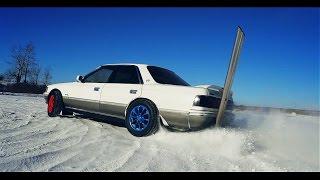 Jdmщики Против Тазоводов, Серия 5: Зимний Дрифт Ваз 2103 Vs. Toyota Chaser