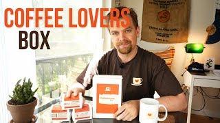 The Coffee Lovers Box