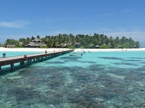 Banyan Tree Resort, Vabbinfaru Island, Maldives