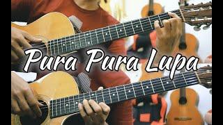 Download Pura Pura Lupa - Mahen | Cover by Yoseph Hermanto