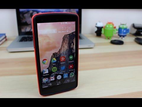 Whats on my Nexus 5