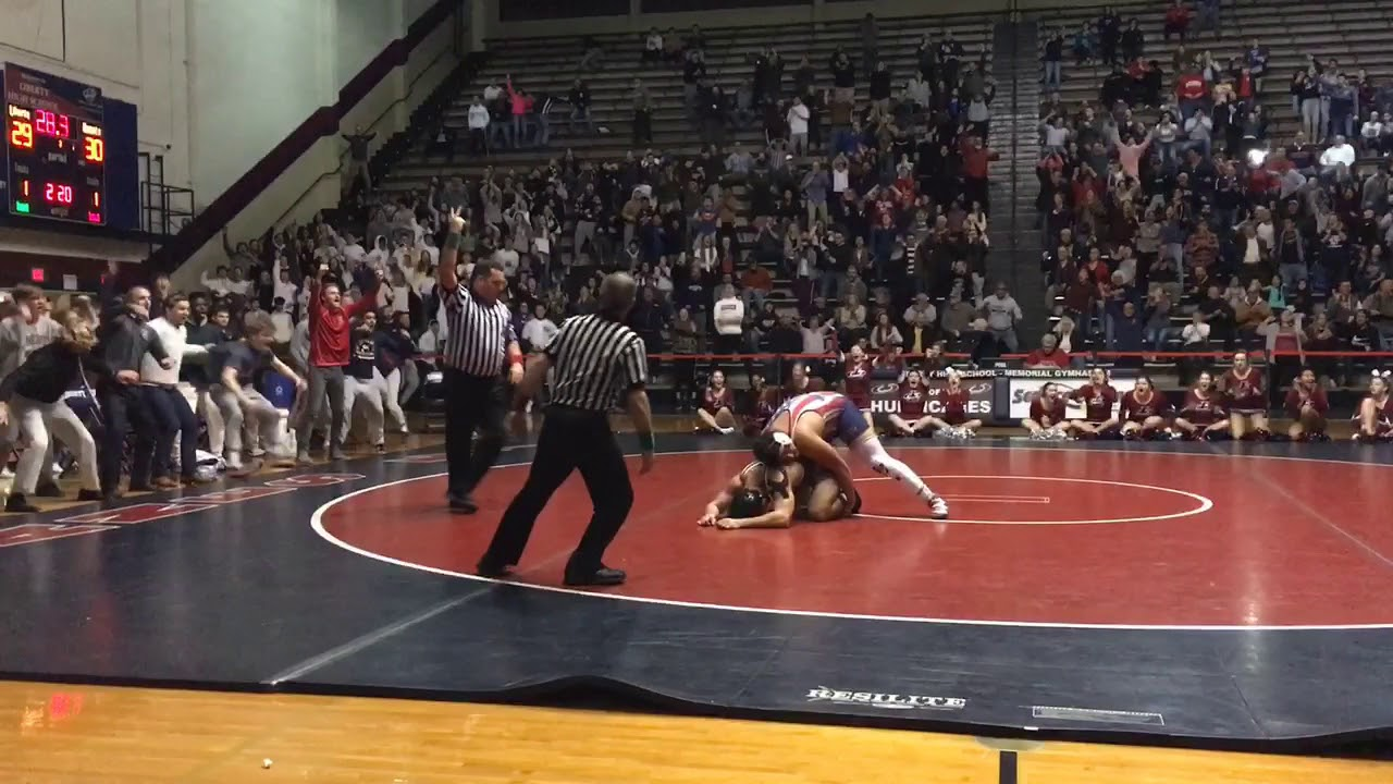 Watch Liberty Wrestling Wins Final Bout To Beat Becahi