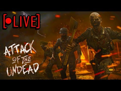 Zombies ADDED to Multiplayer - Here's What It Looks Like - Live Stream