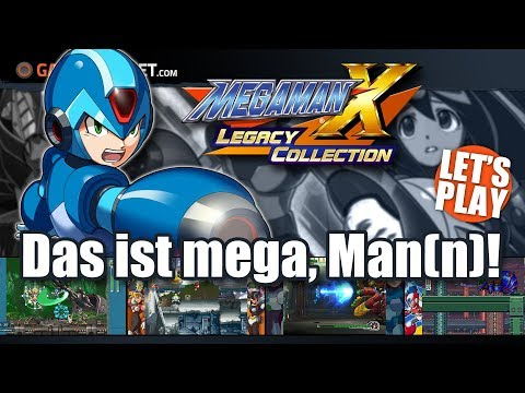 Angespielt: Mega Man X Legacy Collection ★ Das ist mega, Mann! ★ Let's play Retro SNES |