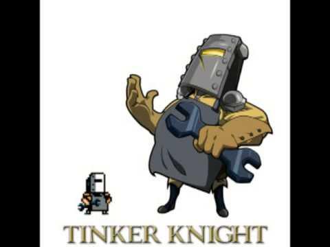 Shovel Knight OST Jake Kaufman - The Schemer (Tinker Knight Battle) EXTENDED