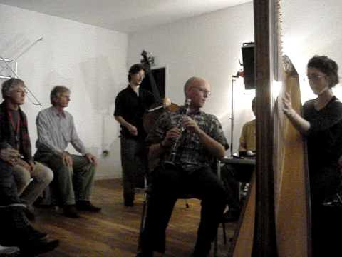 Michael Moore with the Royal Improvisers Orchestra