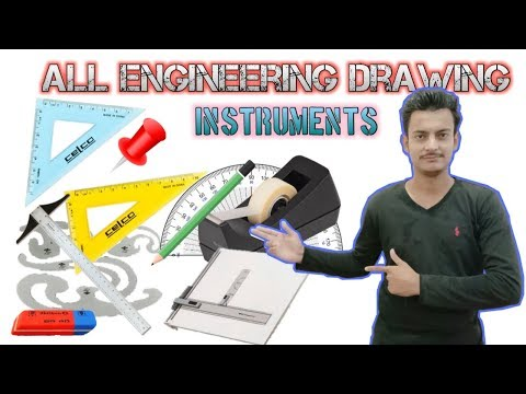 All Engineering Drawing Instruments And Their Uses