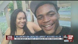Suspect arrested in New Year's Eve murder of 19-year-old Tampa teen