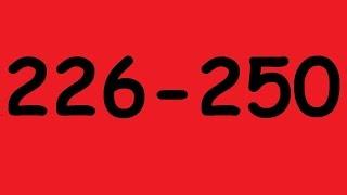 Английские слова 226-250. Английский для начинающих. Учим английский язык. Уроки английского языка(В этом уроке изучаем английские слова для начинающих (226-250). Смотри также весь данный плейлист - https://www.youtube.com..., 2016-02-04T08:01:44.000Z)
