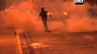 #18J Así fueron los enfrentamientos en Cabudare y la urb Obelisco