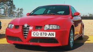 ILS SONT FOUS CES ITALIENS!! Alfa Romeo 147 GTA